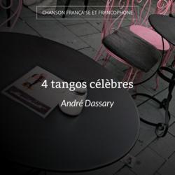 4 tangos célèbres
