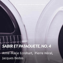 Sabir et pataouete, no. 4