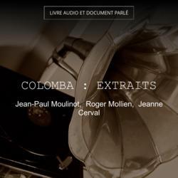 Colomba : Extraits