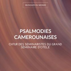 Psalmodies camerounaises