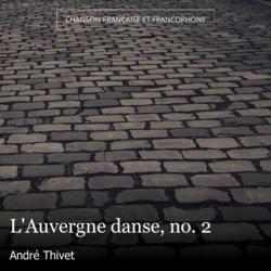 L'Auvergne danse, no. 2