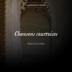 Chansons courtoises