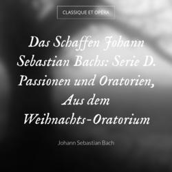 Das Schaffen Johann Sebastian Bachs: Serie D. Passionen und Oratorien, Aus dem Weihnachts-Oratorium