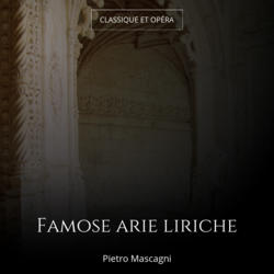 Famose arie liriche