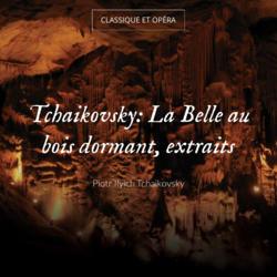 Tchaikovsky: La Belle au bois dormant, extraits