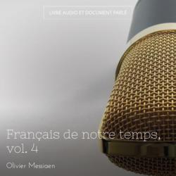 Français de notre temps, vol. 4