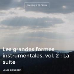 Les grandes formes instrumentales, vol. 2 : La suite