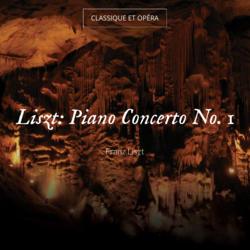 Liszt: Piano Concerto No. 1