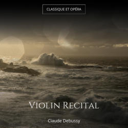 Violin Recital