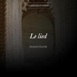 Le lied