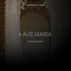 4 Ave Maria