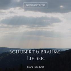 Schubert & Brahms: Lieder