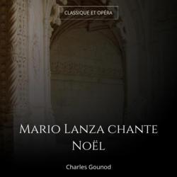 Mario Lanza chante Noël
