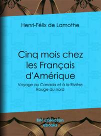 Cinq mois chez les Français d'Amérique