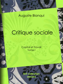 Critique sociale