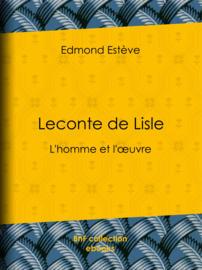 Leconte de Lisle