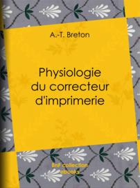 Physiologie du correcteur d'imprimerie