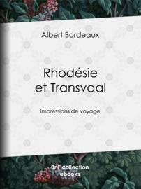 Rhodésie et Transvaal