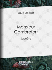 Monsieur Cambrefort