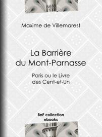 La Barrière du Mont-Parnasse