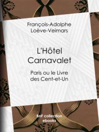 L'Hôtel Carnavalet