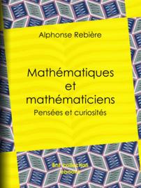 Mathématiques et mathématiciens