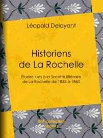 Historiens de La Rochelle