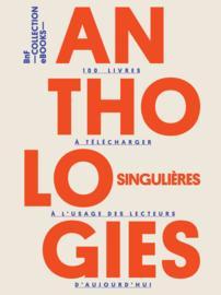 Anthologies singulières (livret)