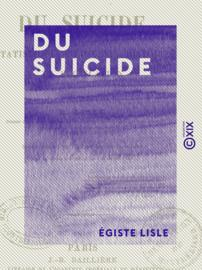 Du suicide
