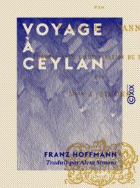 Voyage à Ceylan