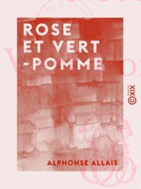 Rose et Vert-Pomme