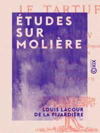 Études sur Molière