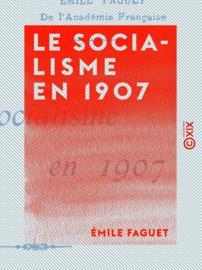 Le Socialisme en 1907
