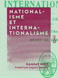 Nationalisme et Internationalisme