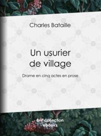 Un usurier de village