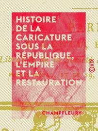 Histoire de la caricature sous la République, l'Empire et la Restauration