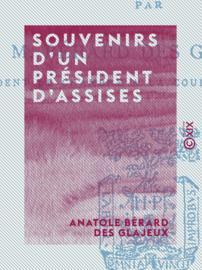 Souvenirs d'un président d'assises