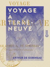Voyage à Terre-Neuve