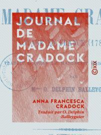 Journal de Madame Cradock