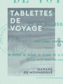 Tablettes de voyage