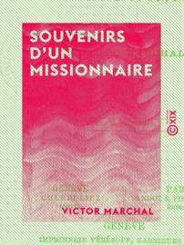Souvenirs d'un missionnaire