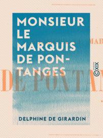 Monsieur le marquis de Pontanges