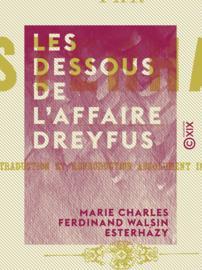 Les Dessous de l'affaire Dreyfus