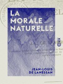La Morale naturelle