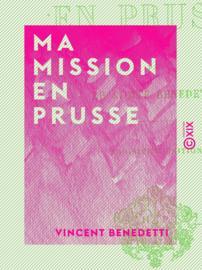 Ma mission en Prusse