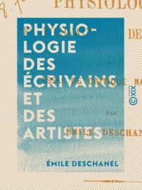 Physiologie des écrivains et des artistes