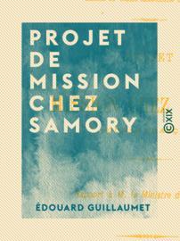 Projet de mission chez Samory