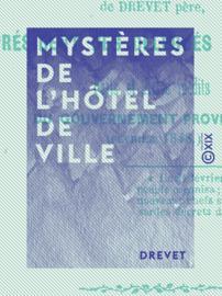 Mystères de l'Hôtel de Ville