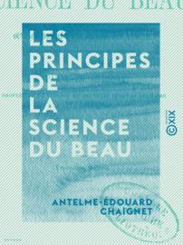 Les Principes de la science du Beau