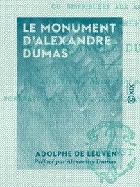 Le Monument d'Alexandre Dumas